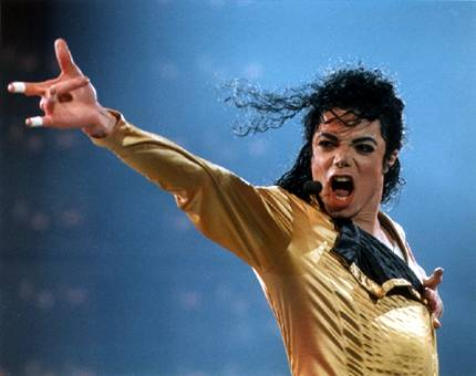 Michael Jackson-one of the greatest entertainers to ever live!
