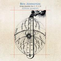 Ben Johnston CD