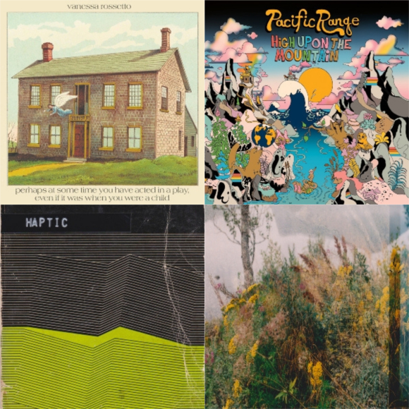 Playlist April 6 2020